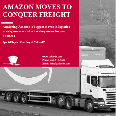 CoLoadX Executive Report - Amazon Moves to Conquer Freight
